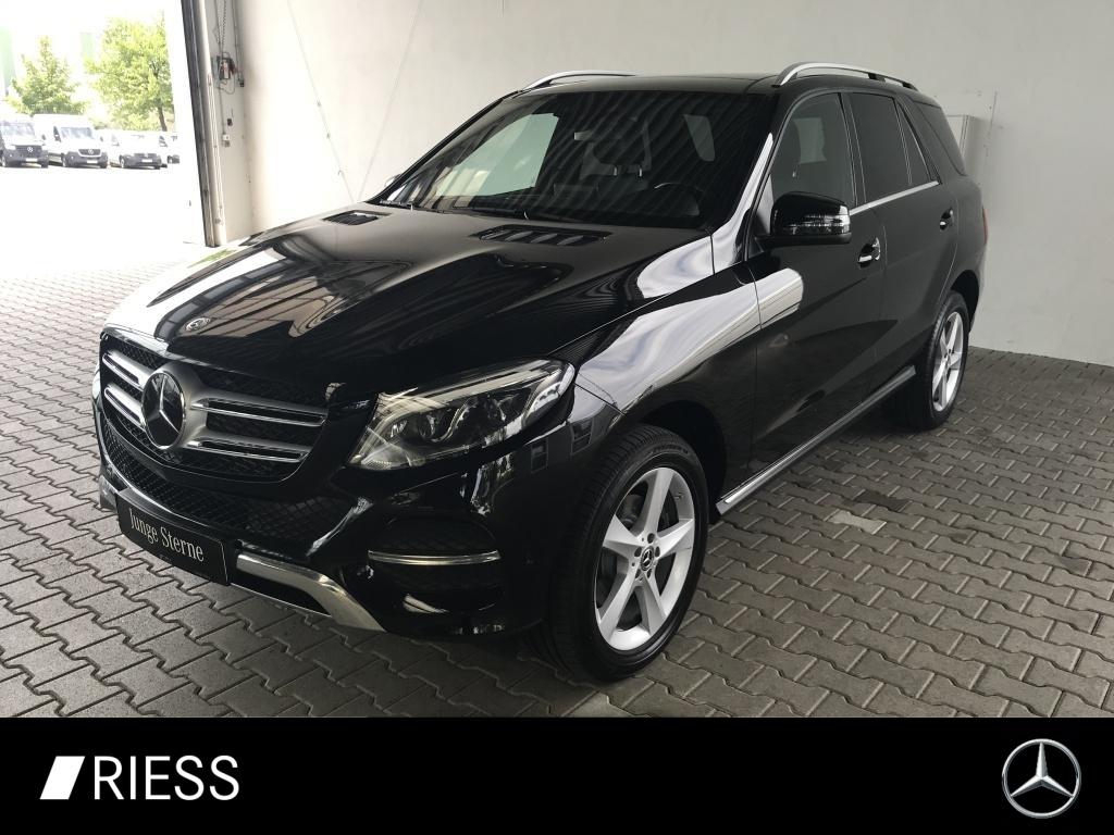 Mercedes-Benz GLE 350 d 4M Distronic Pano Comand LED R Kam 19', Jahr 2018, Diesel