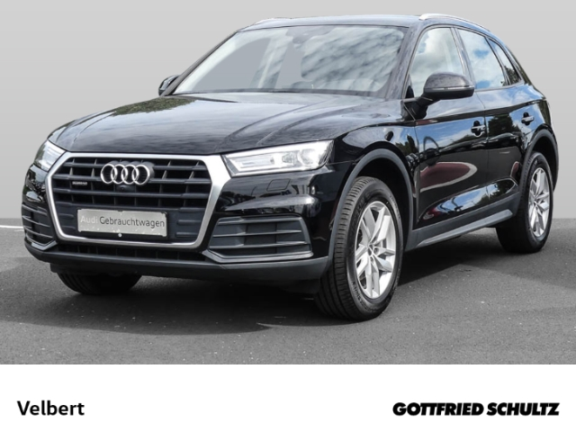 Audi Q5 2.0 TDI S-TRONIC+NAVI+XENON+SHZ+PDC+GRA, Jahr 2017, Diesel