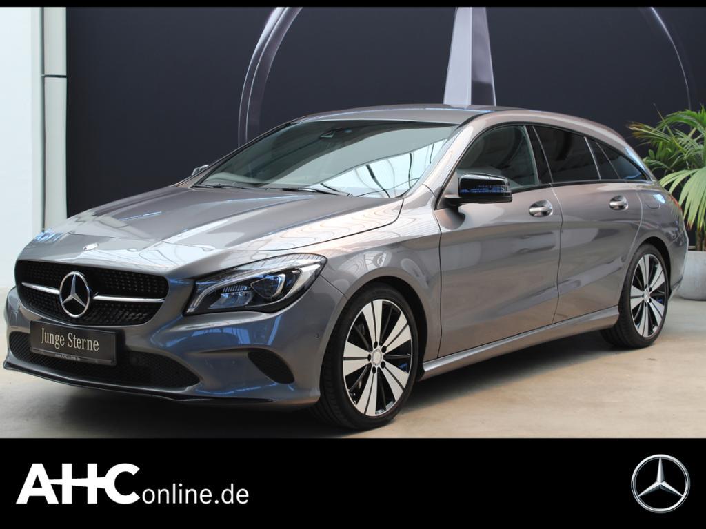 Mercedes-Benz CLA 200 SB Urban+Night+Navi+LED+Kamera+Ambiente, Jahr 2016, Benzin