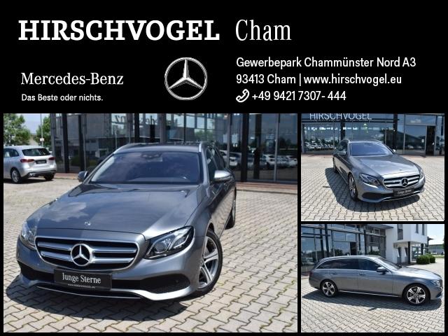 Mercedes-Benz E 350 d AVANTGARDE+Com+MULTIBEAM+360°Kam+PDC+SHZ, Jahr 2017, Diesel