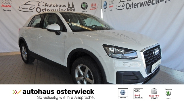Audi Q2 1.6TDI basis Navi/Klimaautomatik/SHZ/PDC, Jahr 2017, Diesel