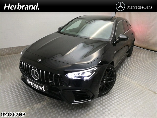Mercedes-Benz CLA 45 AMG Shooting Brake S 4M+ DISTR+PANO+HUD, Jahr 2020, Benzin
