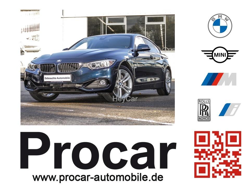 BMW 440i xDrive Gran Coupe Sport Line Innovationsp., Jahr 2016, Benzin