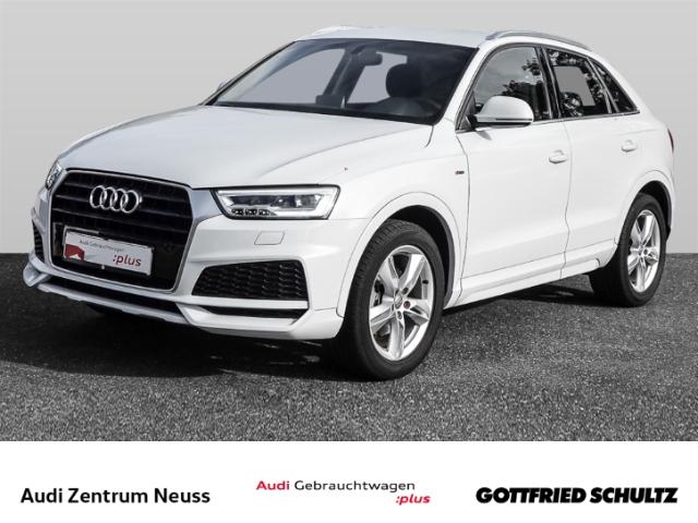 Audi Q3 sport 1.4 TFSI s-tronic, Jahr 2018, Benzin