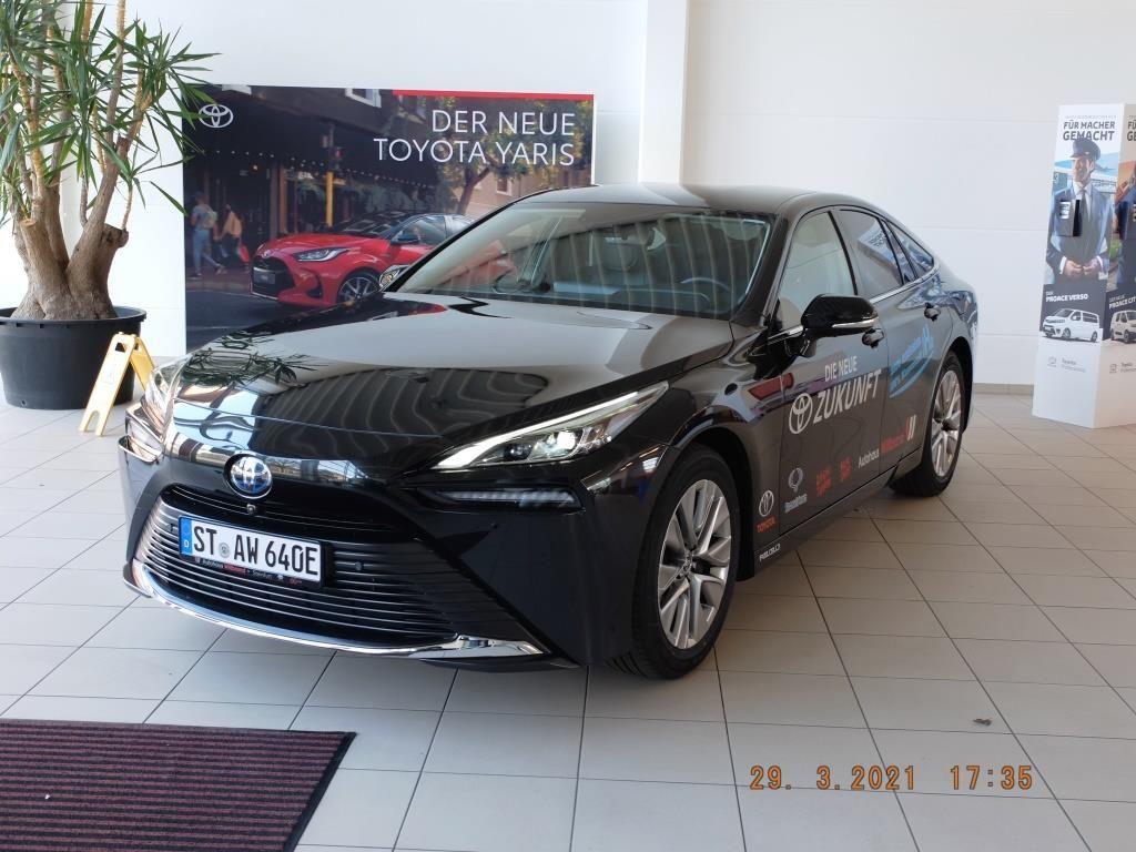 Toyota Mirai Executive, VorfÃÂŒhrwagen, 182 PS, Preis incl. Förderung, Jahr 2021, hydrogenium