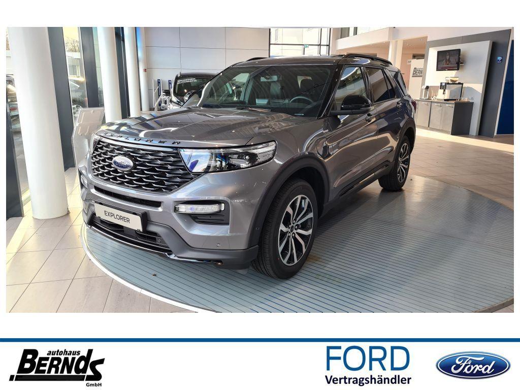 Ford Explorer finanzieren