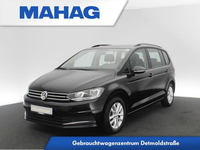 Volkswagen Touran 1.4 TSI Comfortline Navi Sitzhz. ParkPilot FrontAssist 16Zoll 6-Gang, Jahr 2018, Benzin