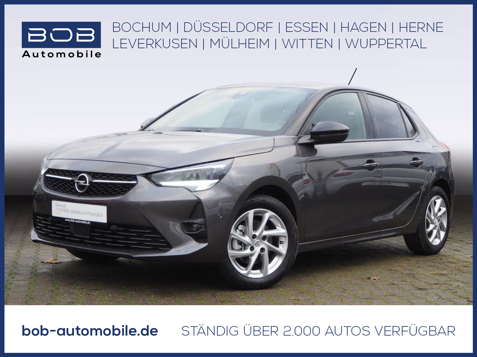 Opel Corsa 1.2 Direct Injetion GS Line PDC KLIMA ALU, Jahr 2020, Benzin
