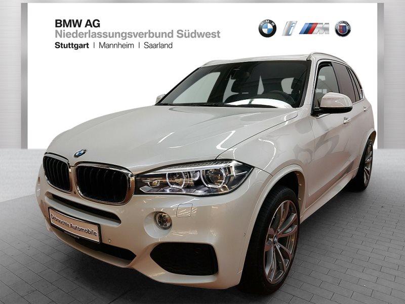 BMW X5 xDrive30d Sportpaket Night Vision Head-Up, Jahr 2017, Diesel