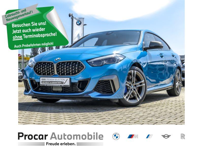 BMW M235i xDrive Gran Coupe Gestiksteuerung Head-Up, Jahr 2020, Benzin