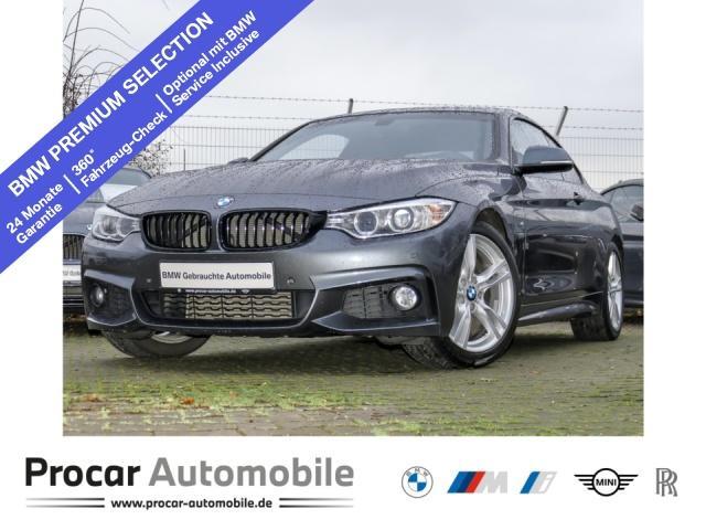 BMW 428i Coupe 8G-Aut. M Sport // Navi HiFi Kamera, Jahr 2014, Benzin