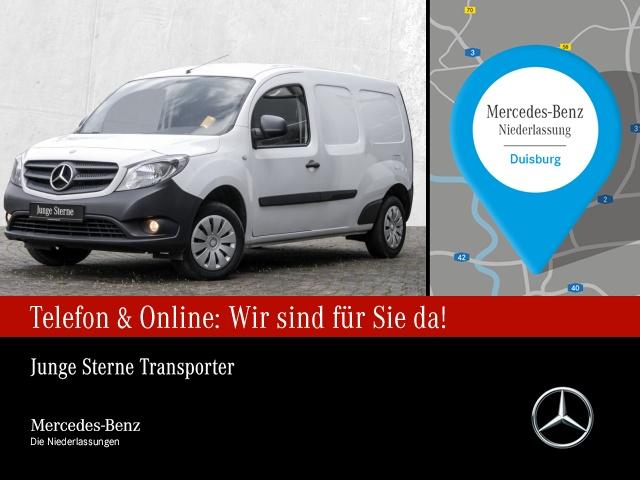 Mercedes-Benz Citan 109 CDI Kasten Extralang*AHK*Zusatzhzg.*, Jahr 2016, Diesel