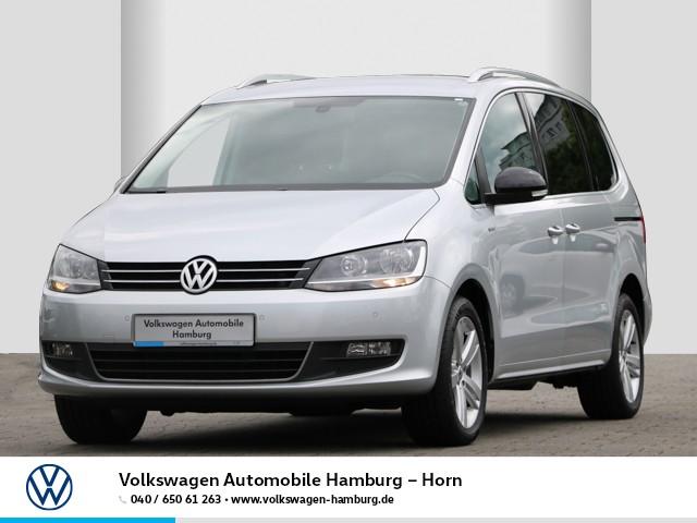 Volkswagen Sharan 1.4 TSI DSG Match Navi AHK PDC 6-Sitzer, Jahr 2013, Benzin