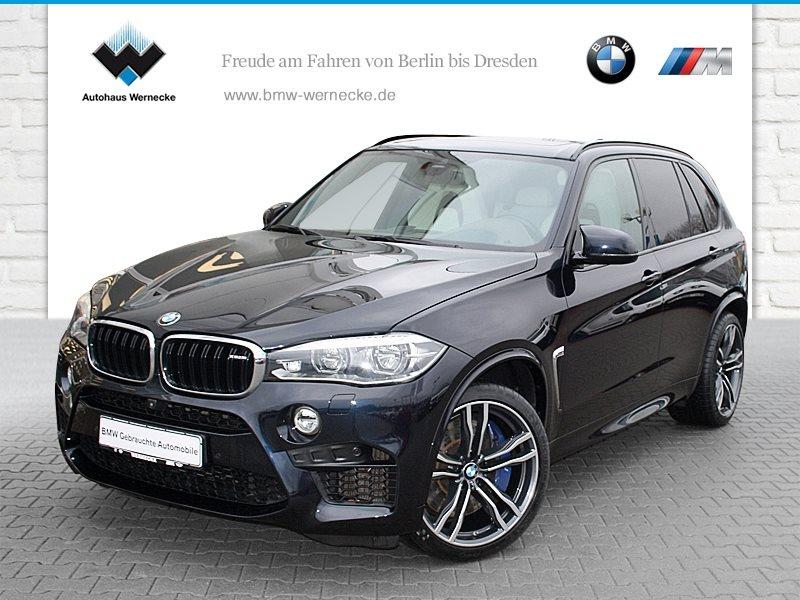 BMW X5 M Head-Up B&O HiFi DAB LED Pano.Dach RFK, Jahr 2016, Benzin