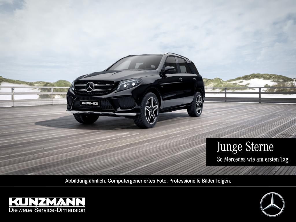 Mercedes-Benz GLE 43 AMG 4M Comand Distronic Panorama AHK, Jahr 2016, Benzin