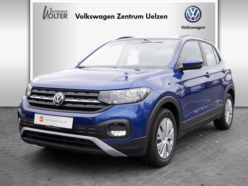 Volkswagen T-Cross 1.0 TSI OPF, Jahr 2020, Benzin