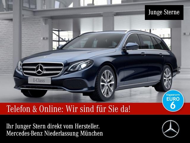 Mercedes-Benz E 220 d T Avantgarde 360° Stdhzg Burmester COMAND, Jahr 2017, Diesel