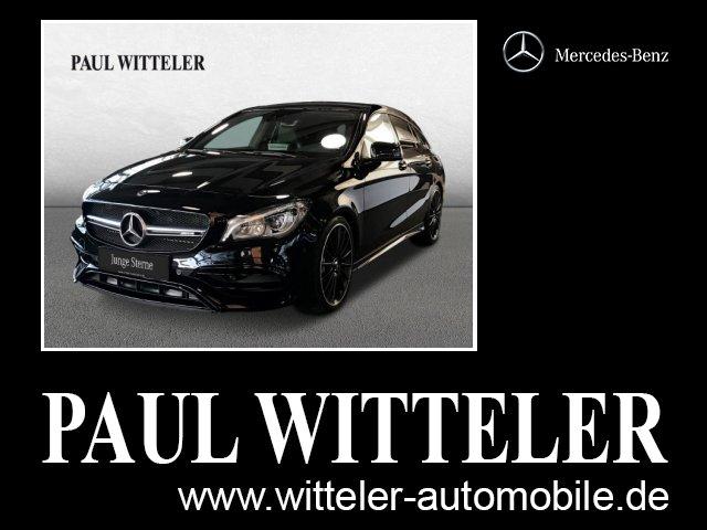 Mercedes-Benz CLA45 AMG 4MATIC SB LED/Comand/Pano/Kamera Navi, Jahr 2018, Benzin
