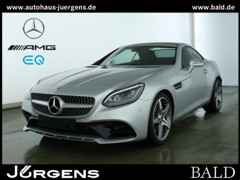 Mercedes-Benz SLC 300 AMG-Sport/Comand/ILS/Memo/Totw/SHZ/18', Jahr 2019, Benzin
