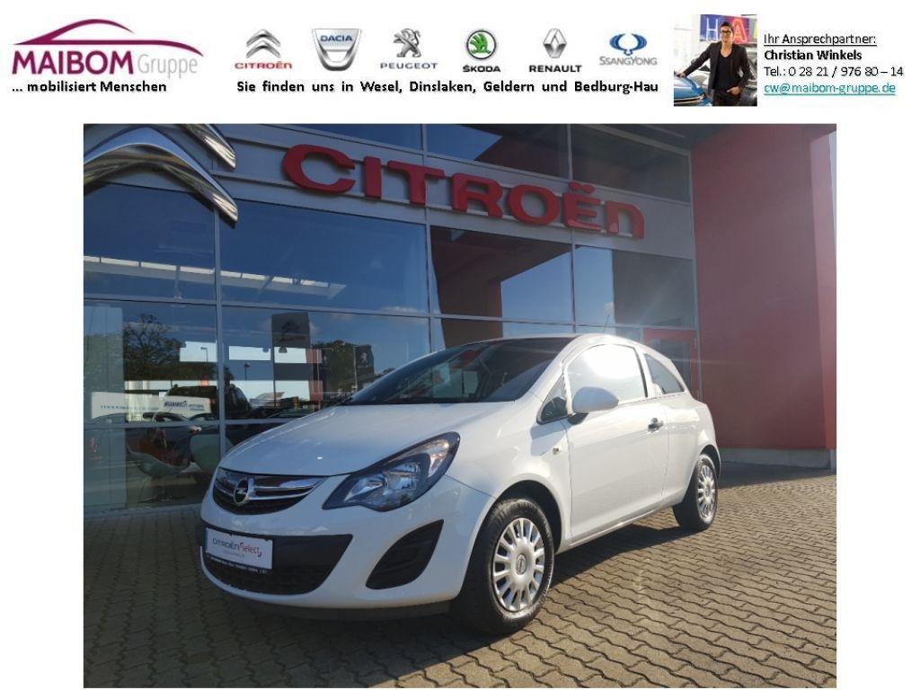 Opel Corsa 1.2 Selection JAHRE GARANTIE, Jahr 2014, Benzin