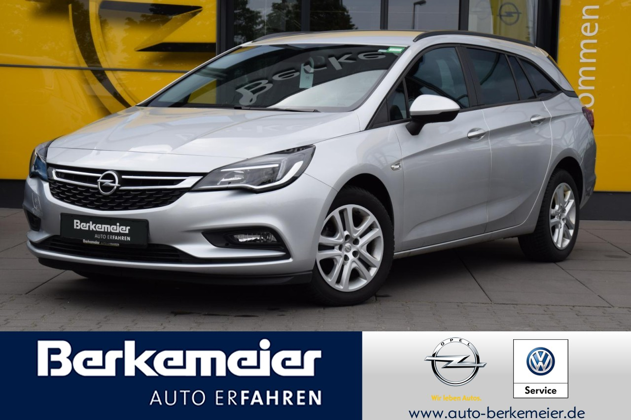 Opel Astra K ST 1.0 ** Sitzhz/PDC/IntelliLink **, Jahr 2018, Benzin