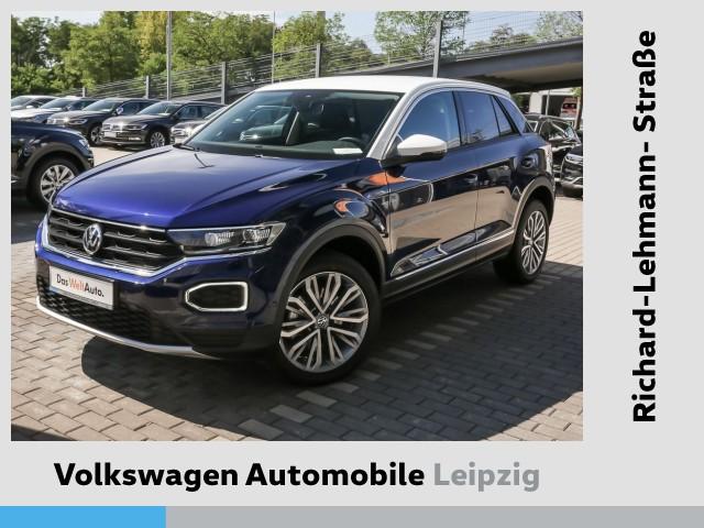 "Volkswagen T-Roc ""IQ.Drive"" 2.0 TDI DSG *LED*Standhzg*, Jahr 2019, diesel"