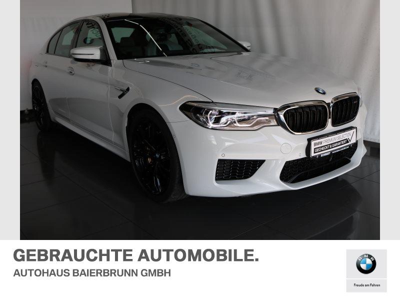BMW M5 Limousine Night Vision TV DAB BSI 5/100 B&O, Jahr 2018, Benzin