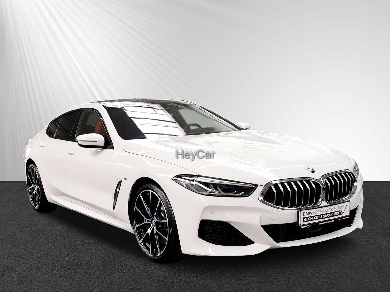 BMW 840i Gran Coupe M-Sport Leas. ab 849,- br.o.Anz., Jahr 2019, Benzin