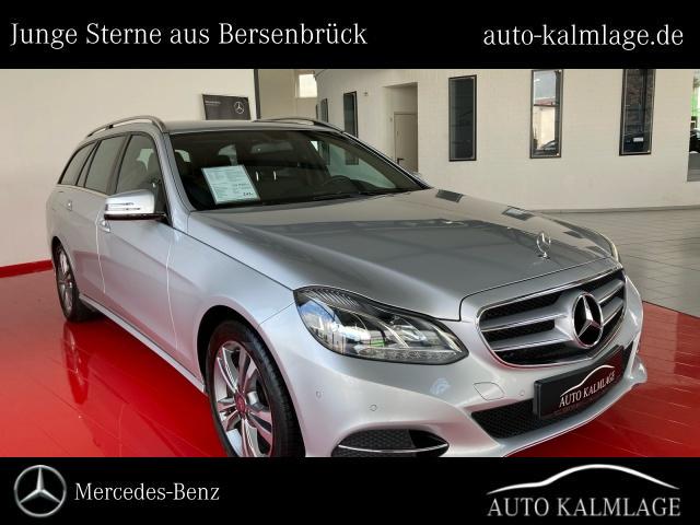 Mercedes-Benz E 200 BlueTec Avantgarde NAVI+PARK-Pilot+Totw., Jahr 2014, Diesel