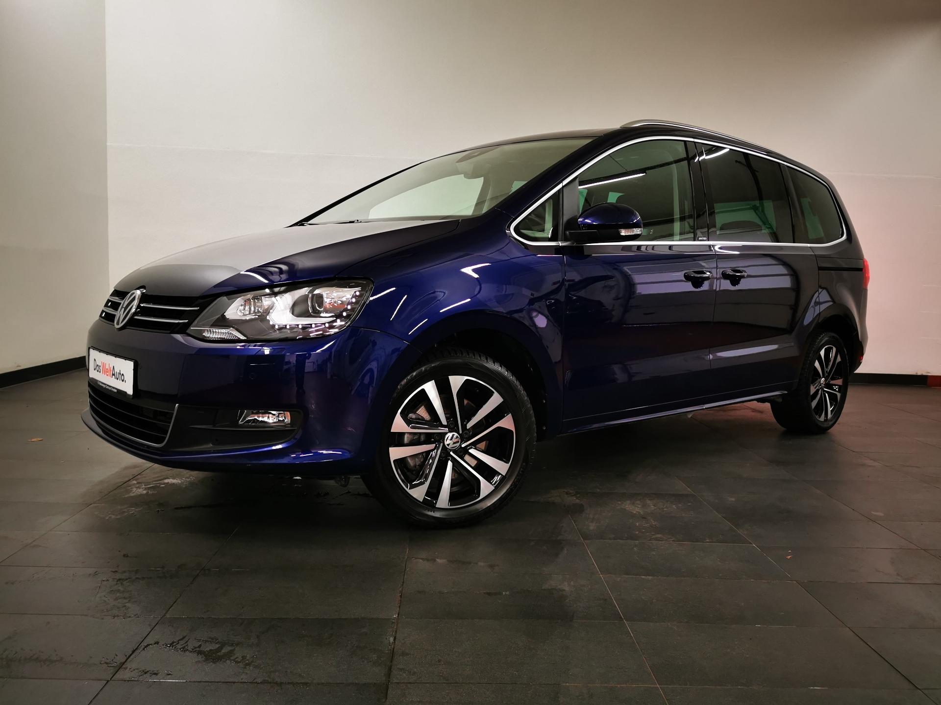 Volkswagen Sharan United DSG XEN REAR ACC 7-SITZER ab 2,99%, Jahr 2020, Benzin