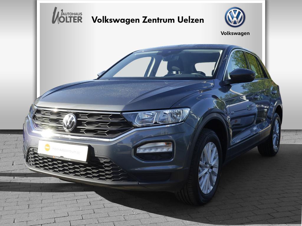 Volkswagen T-Roc, Jahr 2018, petrol