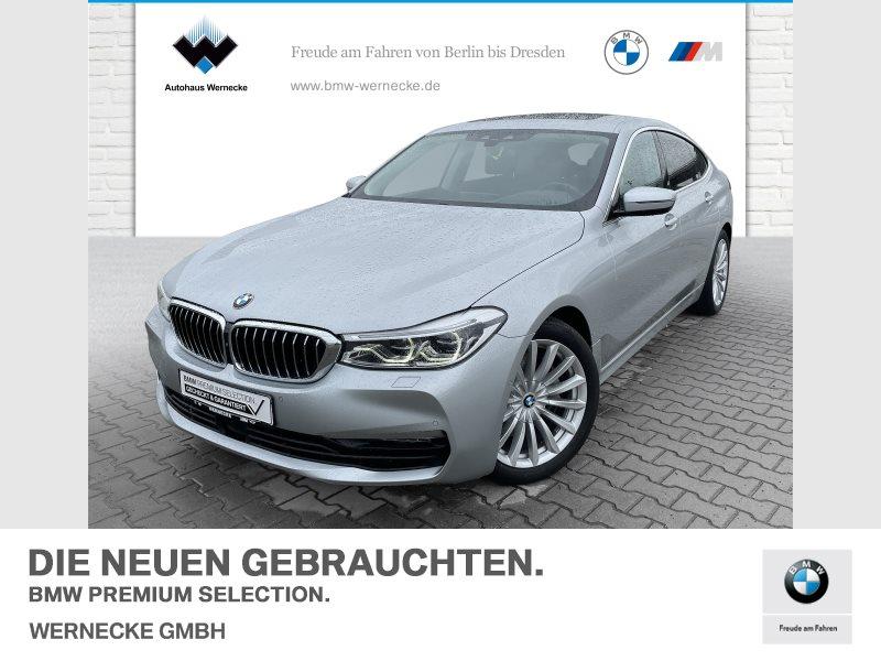 BMW 640d xDrive Gran Turismo Head-Up Aktivlenkung, Jahr 2018, Diesel