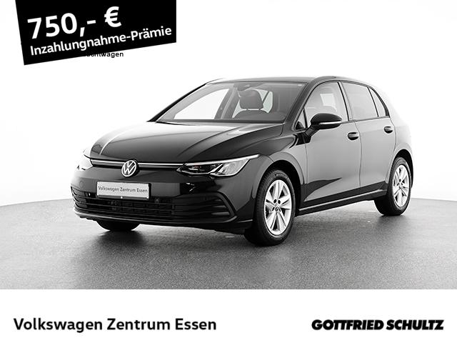 Volkswagen Golf Life 1 5 TSI NaviPro SHZ LED Alu, Jahr 2021, Benzin