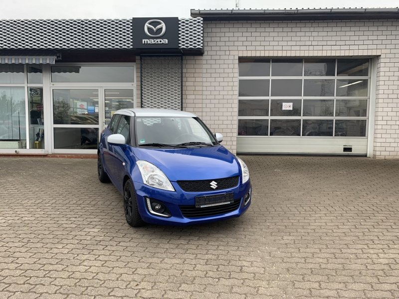 Suzuki Swift 1,2 Club, Jahr 2015, Benzin