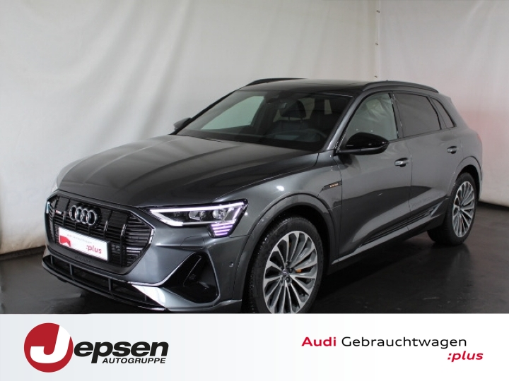 Audi e-tron 50 quattro S line MatrixLED B&O HeadUp Pr, Jahr 2020, Elektro