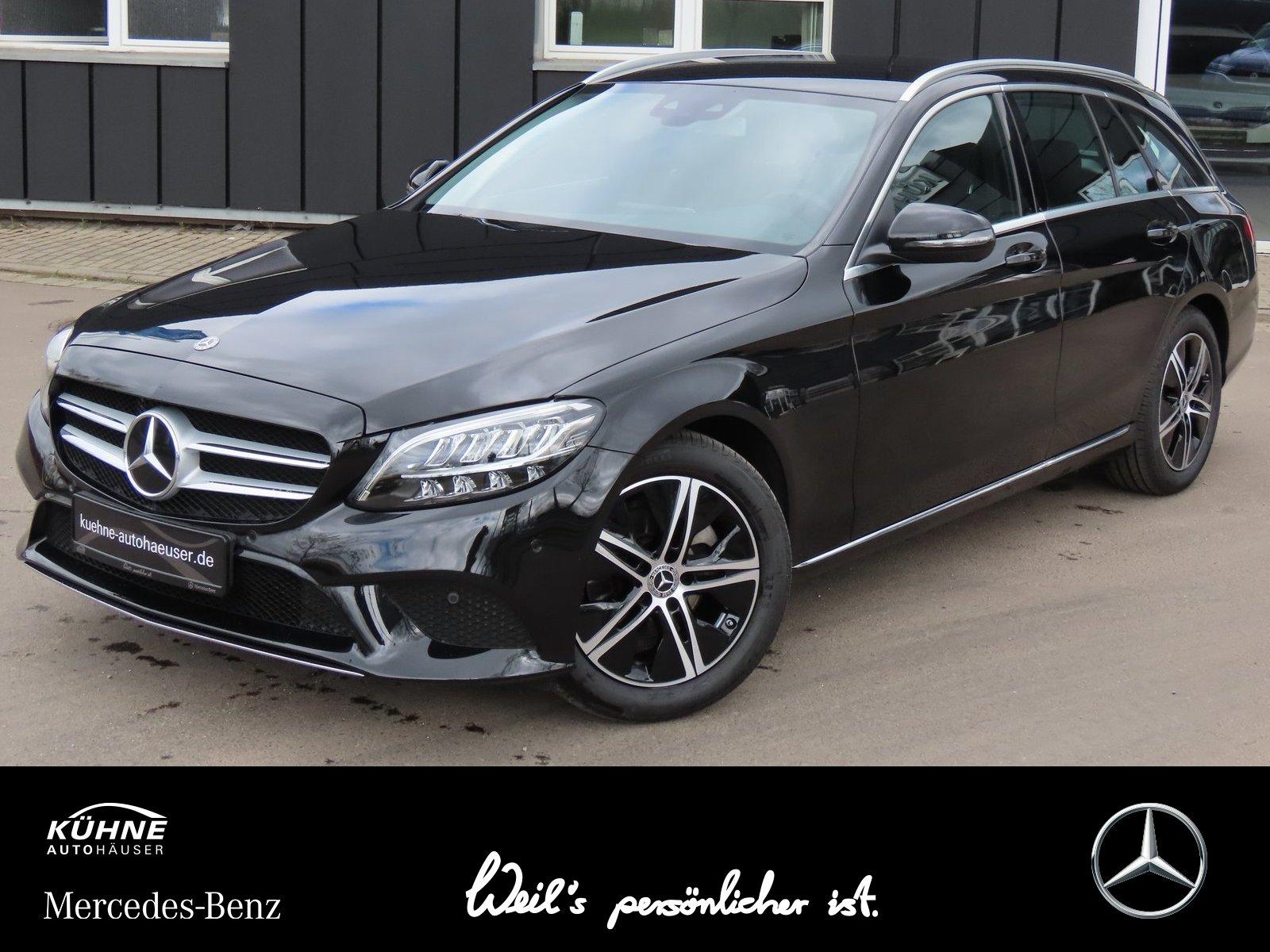 Mercedes-Benz C 180 T 9G Avantgarde+Infotainment Paket+Komfort, Jahr 2020, Benzin