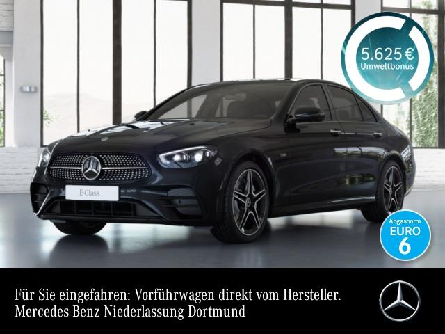 Mercedes-Benz E 300 de 4M AMG+Night+Pano+360+MultiBeam+Fahrass, Jahr 2020, Hybrid_Diesel