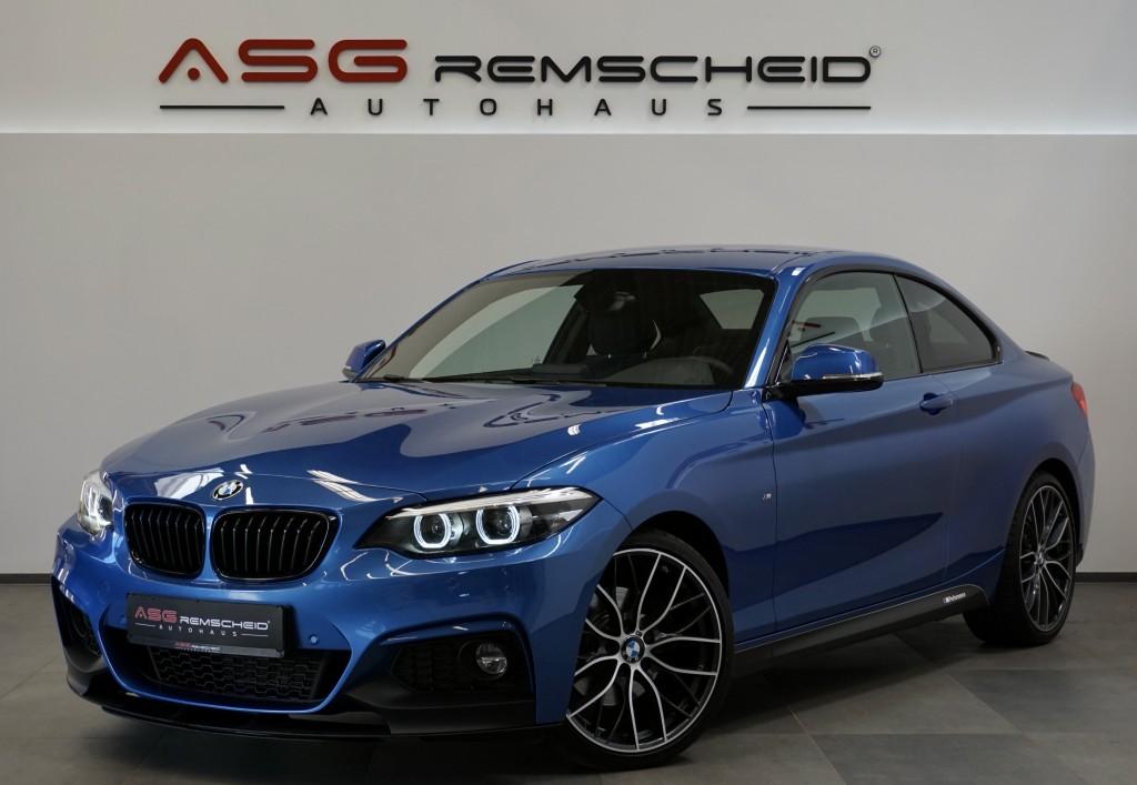 BMW 220 i Sport-Aut. M Performance *LED *HIFI *Navi*, Jahr 2016, Benzin