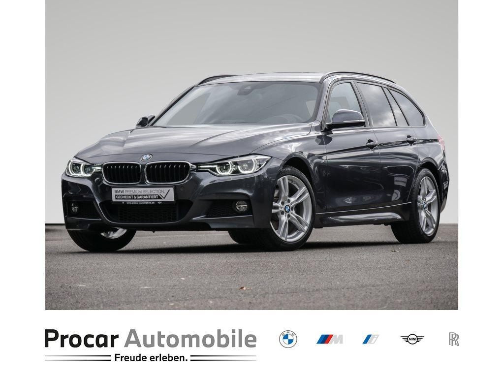 BMW 320d +TOURING+M-SPORTPAKET+HEAD-UP+DAB+LED+RÜCKFAHRK., Jahr 2018, Diesel