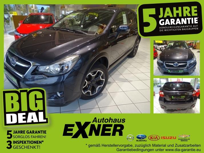 Subaru XV 2,0 Exclusive Automatik/Allrad Navi, Xenon, R, Jahr 2014, Benzin