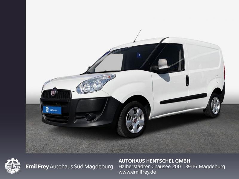 Fiat Doblo Cargo DPF, Jahr 2014, Diesel