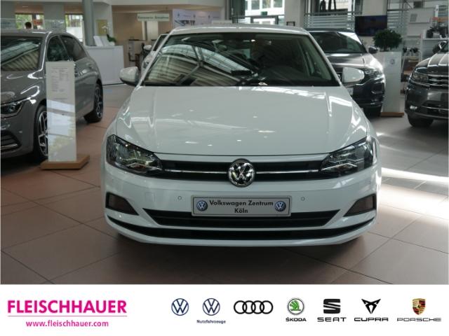 Volkswagen Polo VI Comfortline 1.0 EU6d-T KLIMA SHZ PDC, Jahr 2020, Benzin