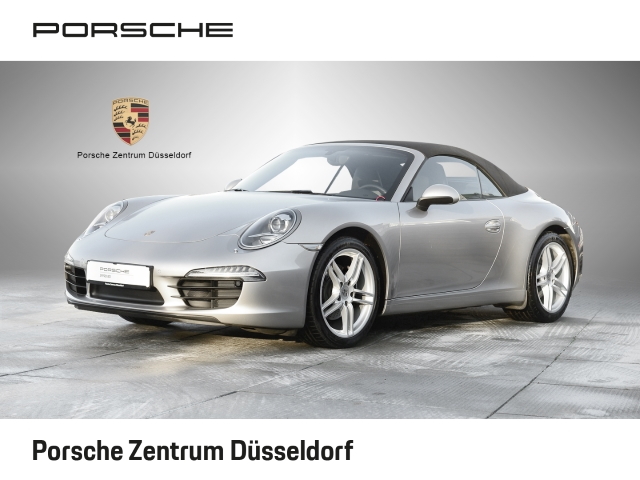 Porsche 991 Carrera PDLS Sportsitze Sound-Package-Plus, Jahr 2012, petrol