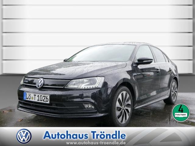 Volkswagen Jetta 1.4 TSI Hybrid Bluetooth Navi Klima, Jahr 2014, Benzin