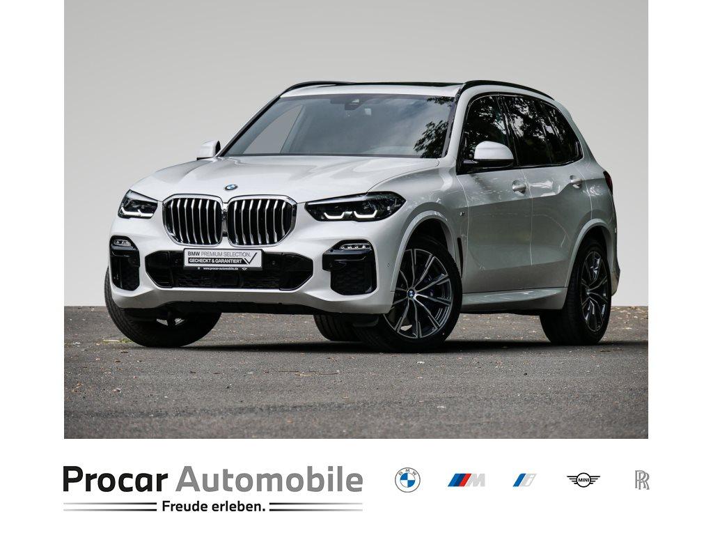 BMW X5 xDrive30d M-SPORT+AHK+HUD+HIFI+ADAP. FAHRWERK+PANO. DACH++, Jahr 2020, Diesel