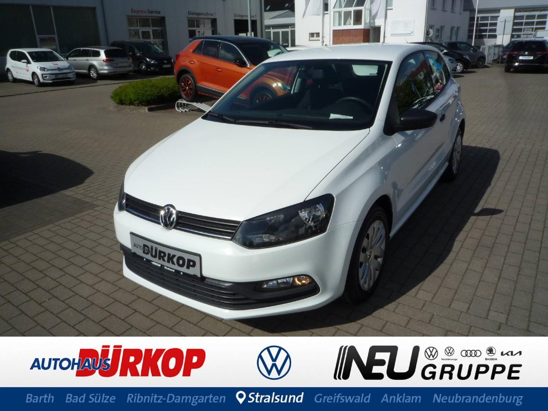 Volkswagen Polo Trendline, Klima, ZV, ..., Jahr 2016, Diesel