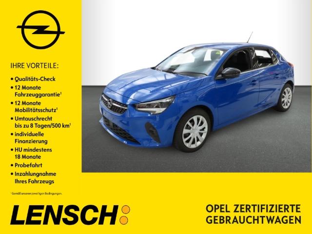 Opel Corsa F Elegance 1.2 AUT+INTELLILINK+PDCvo+SITZH, Jahr 2020, Benzin