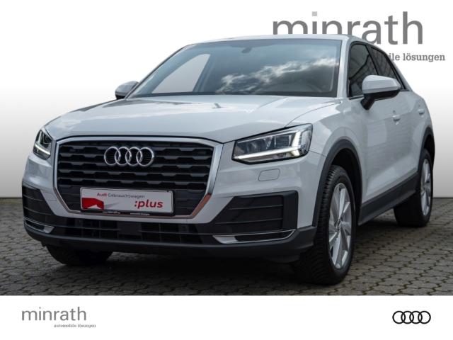 Audi Q2 30 TFSI1.0 EU6d-T LED Navi Keyless PDC LED, Jahr 2020, Benzin