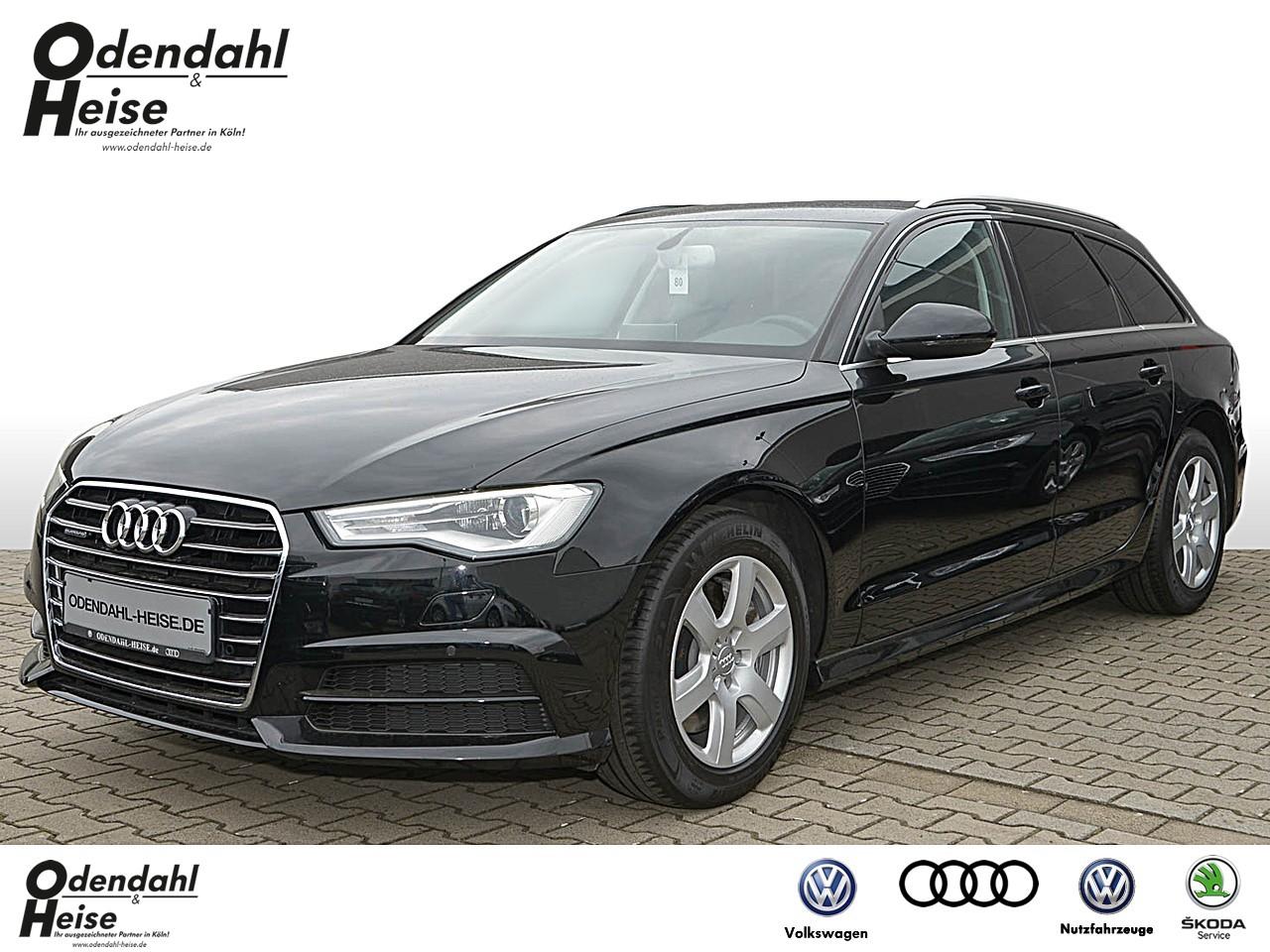 Audi A6 Avant 3.0 TDI quattro S tronic EU6 Klima, Jahr 2017, Diesel