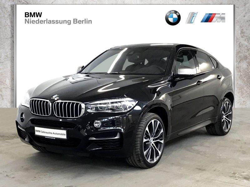 BMW X6 M50d EU6 LED Navi Komfortsitze GSD Standheiz., Jahr 2017, Diesel